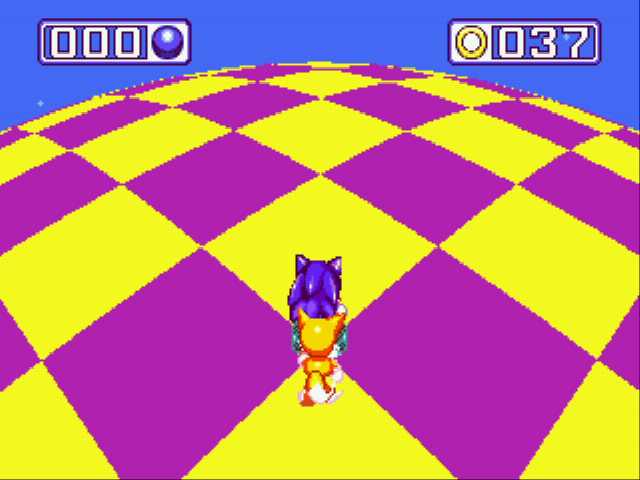 Sonic the Hedgehog 3 - Emerald #7 - User Screenshot